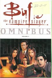 Buffy The Vampire Slayer Omnibus 3 Graphic Novel Trade Paperback TPB